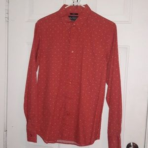 American Rag Mens dress shirt SMALL